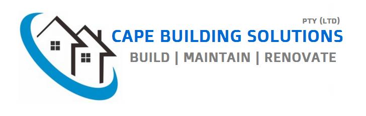 Cape Building Solutions - Cape Building Solutions