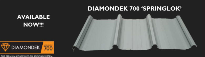 Diamondek 700 - About Us - HRS ROOFING