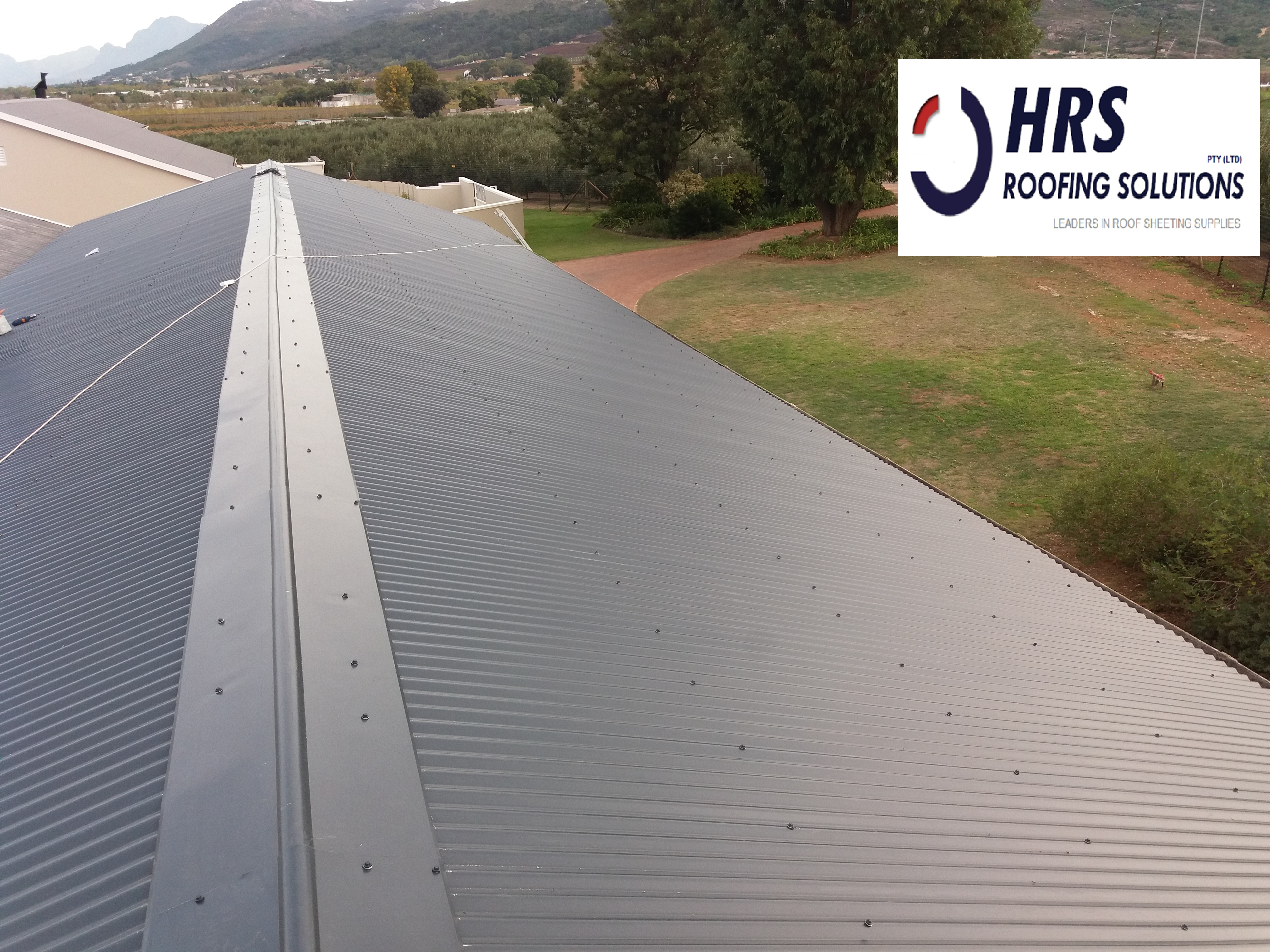 Roof sheets cape town, hrs roofing, ibr and corrugated zincalume and colorbond rof sheets polycarbonate roof sheets 1 vredenburg