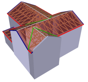 3D 2 300x280 - Timber Trusses & Pricing