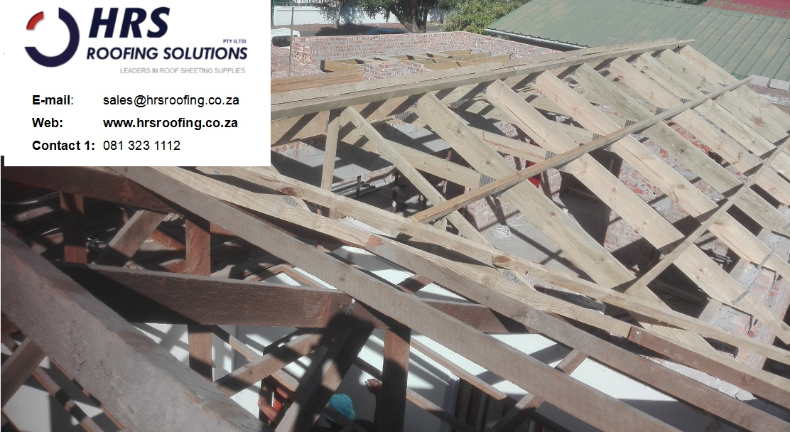 Roof Sheets Cape Town, COLORBOND IBR & Corrugated roof sheeting price, HRS ROOFING, timber truss cape town, hermanus 4