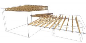 Timber Trusses Cape Town roofing contractor ibr and scorrugated roofing cape town truss erector stellenbosch and cape townss table view roofing 300x152 - Roofing Gallery