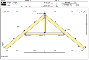 Truss Plot exposed timber truss rafter cape town hrs roofing deliver trusses to wellington caledon cape town west coast 300x205 - Timber Trusses