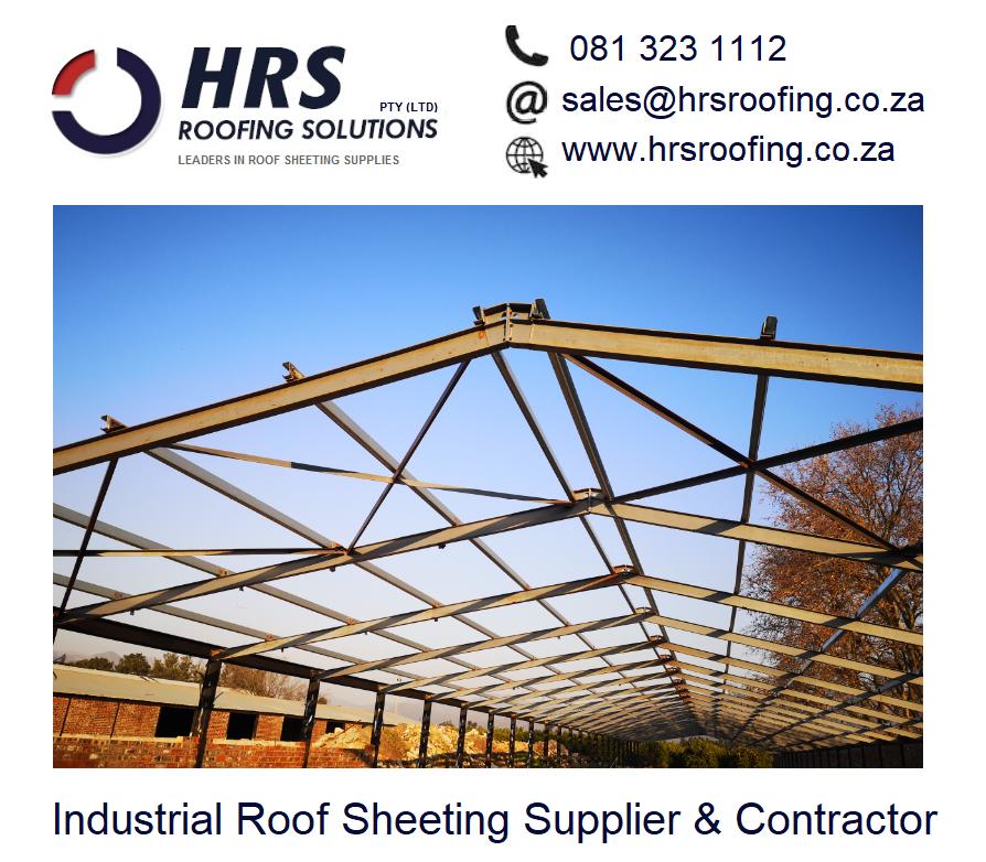 Klip Lock roof sheetig, diamondek roof sheeting, IBR & Corrugated Industrial roofing contractor in paarl, stellenbosch, epping, paardein eiland, montague gardens