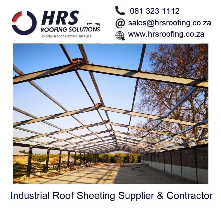 Klip Lock roof sheetig, diamondek roof sheeting, IBR & Corrugated Industrial roofing contractor in paarl, stellenbosch, epping, paardein eiland