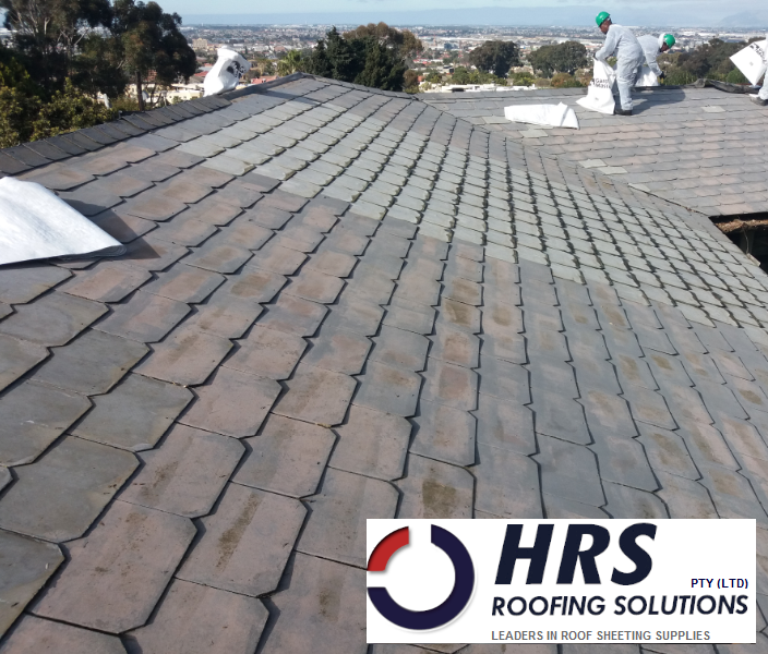 Klip Lok 406 roof sheeting parow cape town and table view and asbestos roof removal parow and cape town 2