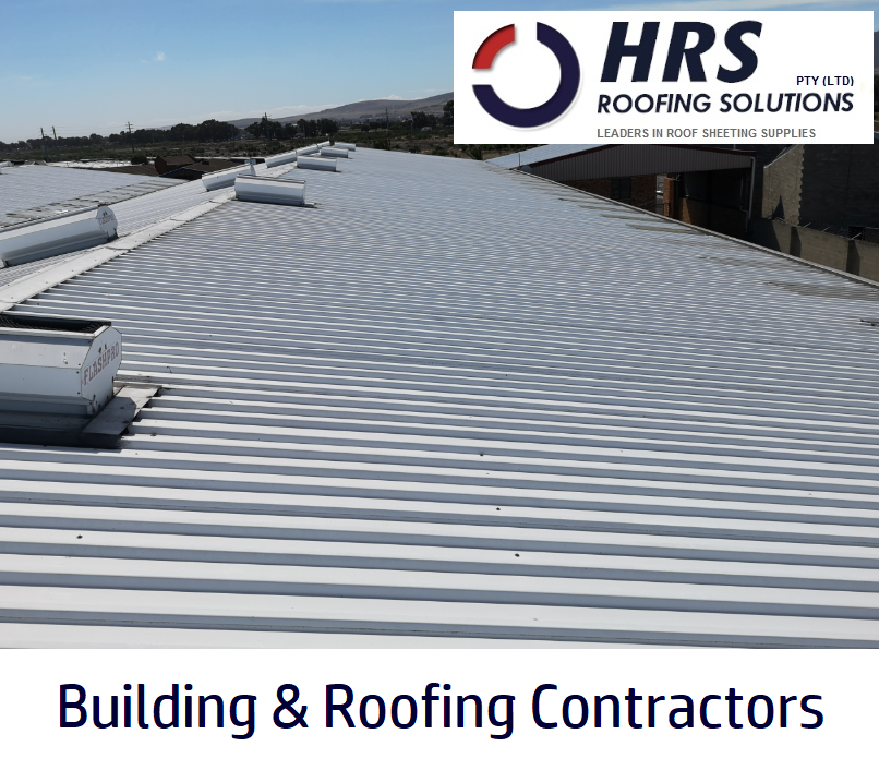 Roofing Contractor Cape Town, IBR, Corrugated and clip lock diamondek 407 roof sheeting montague gardens and parow 16