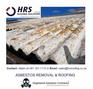 Asbestos Roof Removal Cape Town, Stellenbosch, paarl, paardein eiland, montague gardens, bellville, parow. Asbestos roof removal and asbestos disposal durbanville, ottery, fish hoek