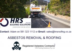 Asbestos Roof Removal Cape Town, Stellenbosch, paarl, paardein eiland, montague gardens, bellville, parow. Asbestos roof removal and asbestos disposal durbanville, ottery, western cape asbestos