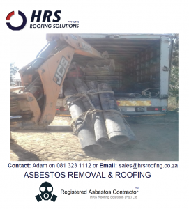 Asbestos removal cape town, asbestos roof removal cape town, asbestos removal paarl, asbestos pipe removal cape town, asbestos removal and asbestos disposal western cape