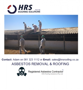 Asbestos removal cape town, asbestos roof removal cape town, asbestos removal paarl, asbestos removal fish hoek, IBR reroofing cape town, IBR and corrugated rof sheets zincalume and colorbo1