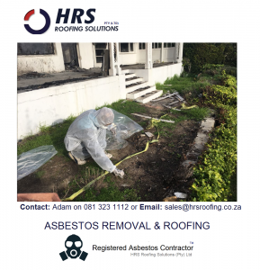 Asbestos removal cape town, asbestos roof removal cape town, asbestos removal paarl, asbestos removal fish hoek, IBR reroofing cape town, IBR and corrugated rof sheets zincalume and colorbon12