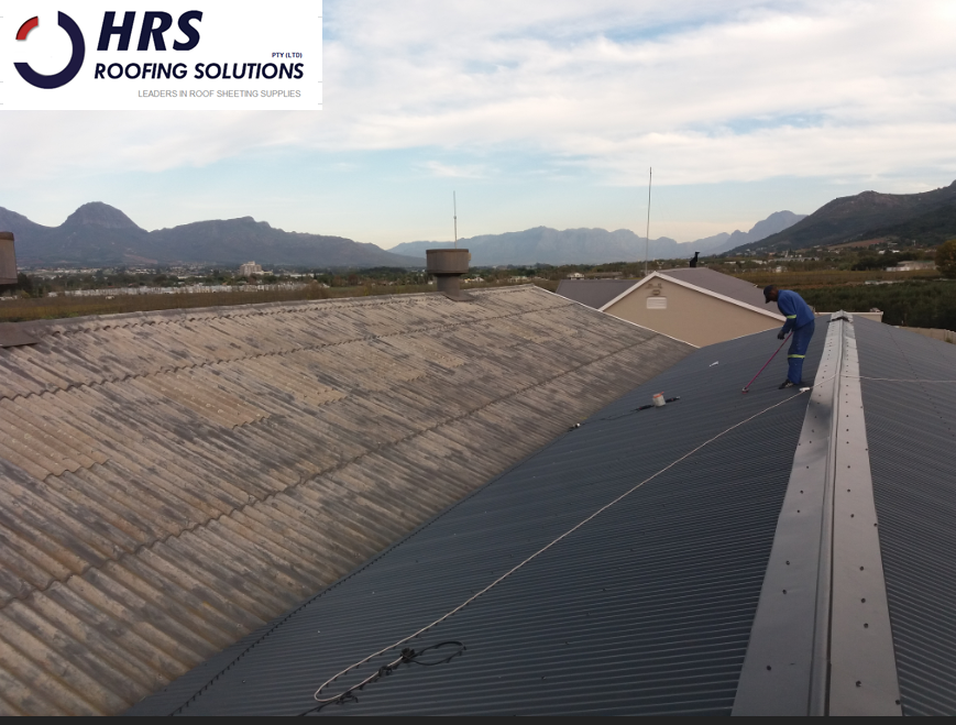 Asbestos removal cape town, asbestos roof removal cape town, asbestos removal paarl, asbestos removal fish hoek, IBR reroofing cape town, IBR and corrugated rof sheets zincalume and colorbond 2