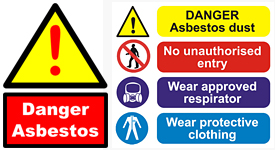 asbestosSigns - Asbestos Roof Removal & Disposal