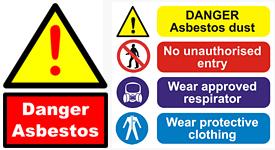 asbestosSigns - Asbestos Roof Removal & Disposal
