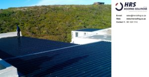 IBR Corrugated roof sheets cape town Sunset beach table view roof sheets table view corrugated roof sheets. Roofing Contractor Paarl Cape Town Durbanville Bellville Cape 1 300x155 - HRS RoofCo Pics
