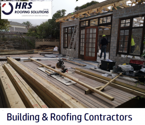 Roofing Contractor Cape Town, IBR and Corrugated Roof Sheeting, HRS Roofing, Diamondek 407 clip lock. Klip Lock 406 roof sheeting colorbond114