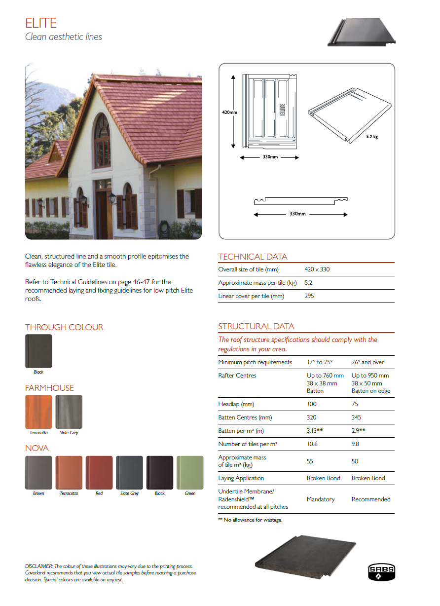 Double Roman roof tiles cape town paarl stellenbosch roof tile concrete roof tiles slate roof tiles stellenbosch perspective roof tile renown roof tile - Concrete Roof Tiles