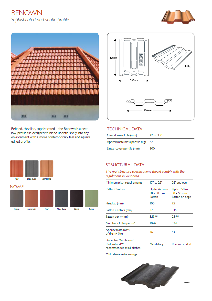 Double Roman roof tiles cape town paarl stellenbosch roof tile concrete roof tiles slate roof tiles stellenbosch - Concrete Roof Tiles