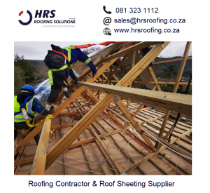 HRS Roofing Solutions Roofing Contractor Cape Town Diamondek 407 roof sheeting IBR corrugated colorbond asbestos roof removal and disposal 300x275 - HRS RoofCo Pics