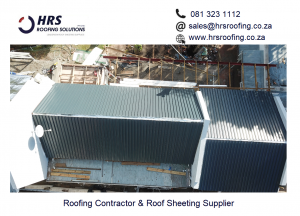 HRS Roofing Solutions Roofing Contractor Cape Town Diamondek 407 roof sheeting IBR corrugated colorbond epping montagu gardens 300x216 - HRS RoofCo Pics
