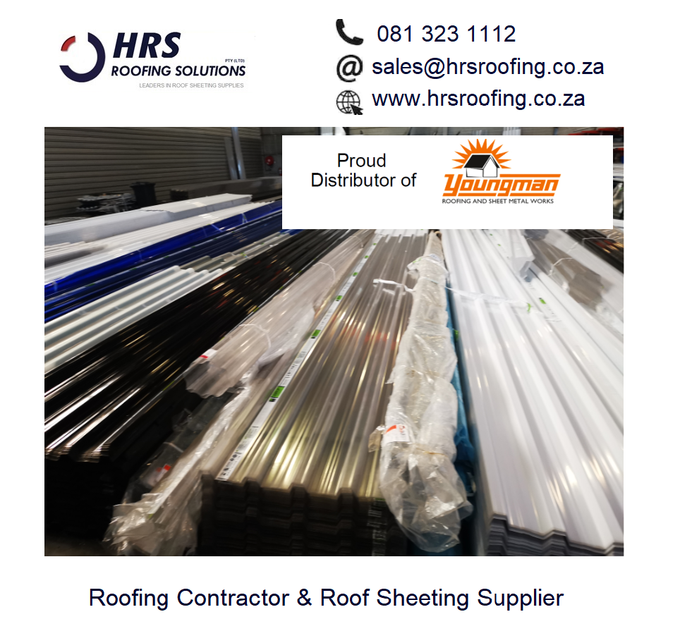 HRS Roofing Solutions Roofing Contractor Cape Town Diamondek 407 roof sheeting IBR corrugated roof sheeting supplier maitland - Roofing Gallery