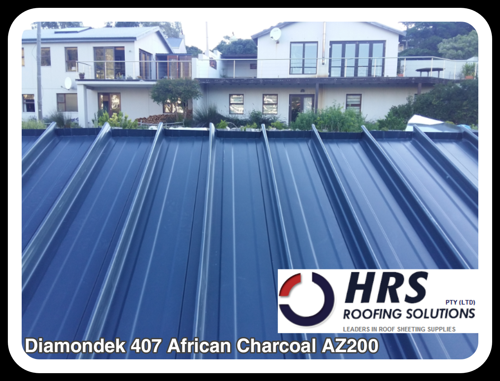 Diamondek 407 Clip Lock Roof Sheeting hrs roofing solutions cape Town Durbanville - Roofing Gallery
