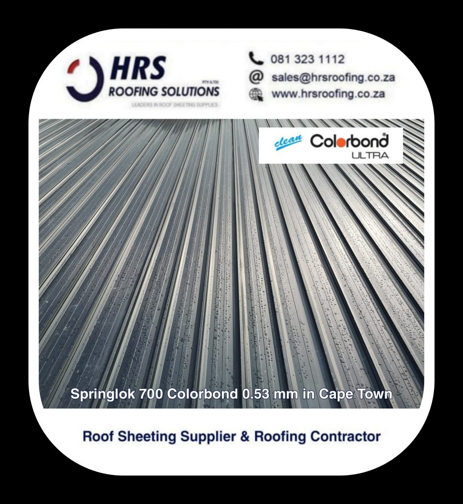 Springlok 700 clip lock colorbond roof sheeting cape town hrs roofing solutions ib 941x1024 - Roofing Gallery