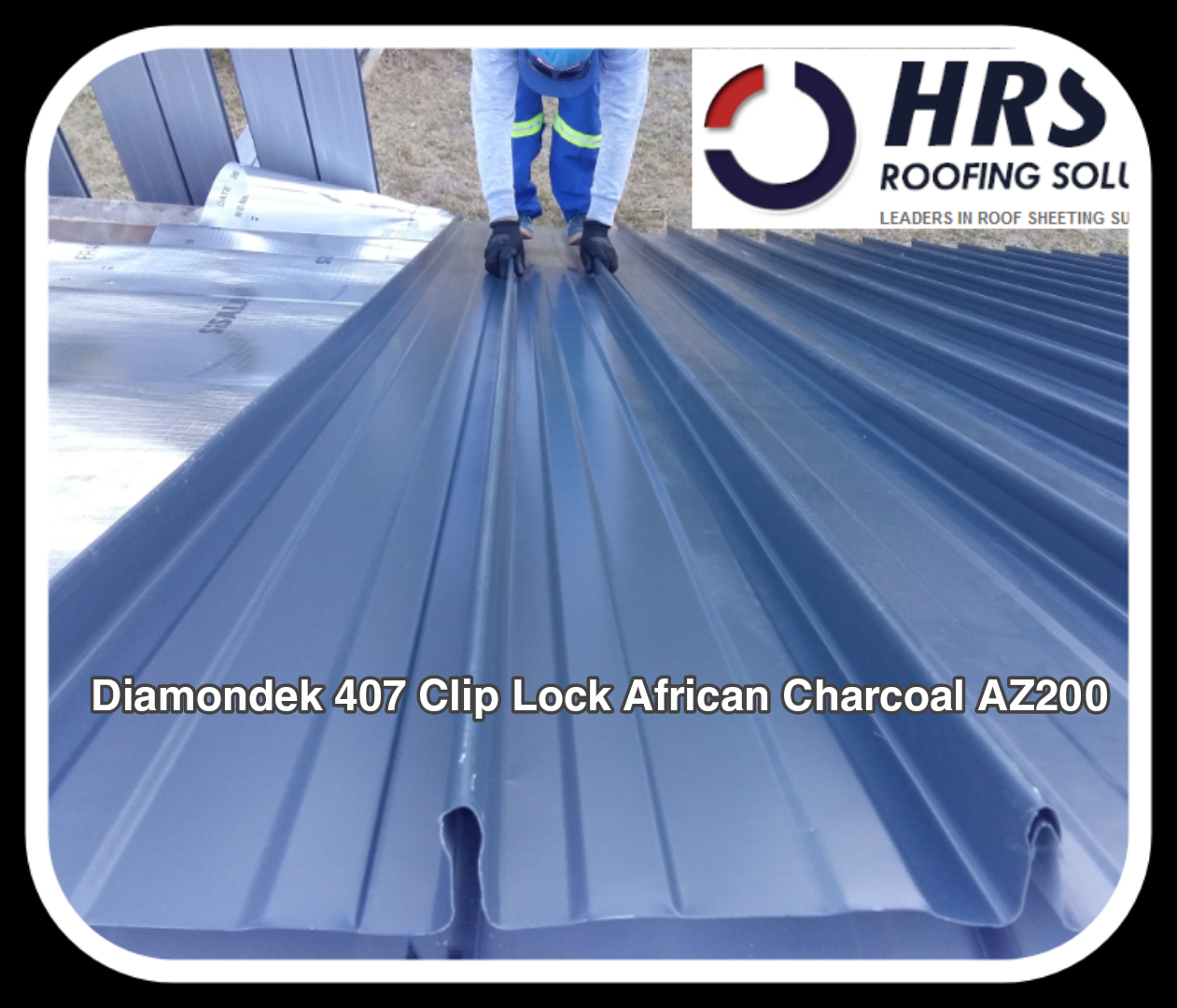 bullnose and cranked roof sheeting cape Town Zincalume Colorbond hrs roofing 2 - Roofing Gallery