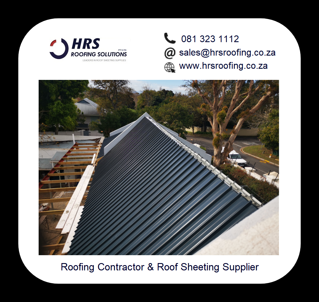 hrs roofing solutions 081 323 1112 roof sheeting cape town roof prices Colorbond - Roofing Gallery