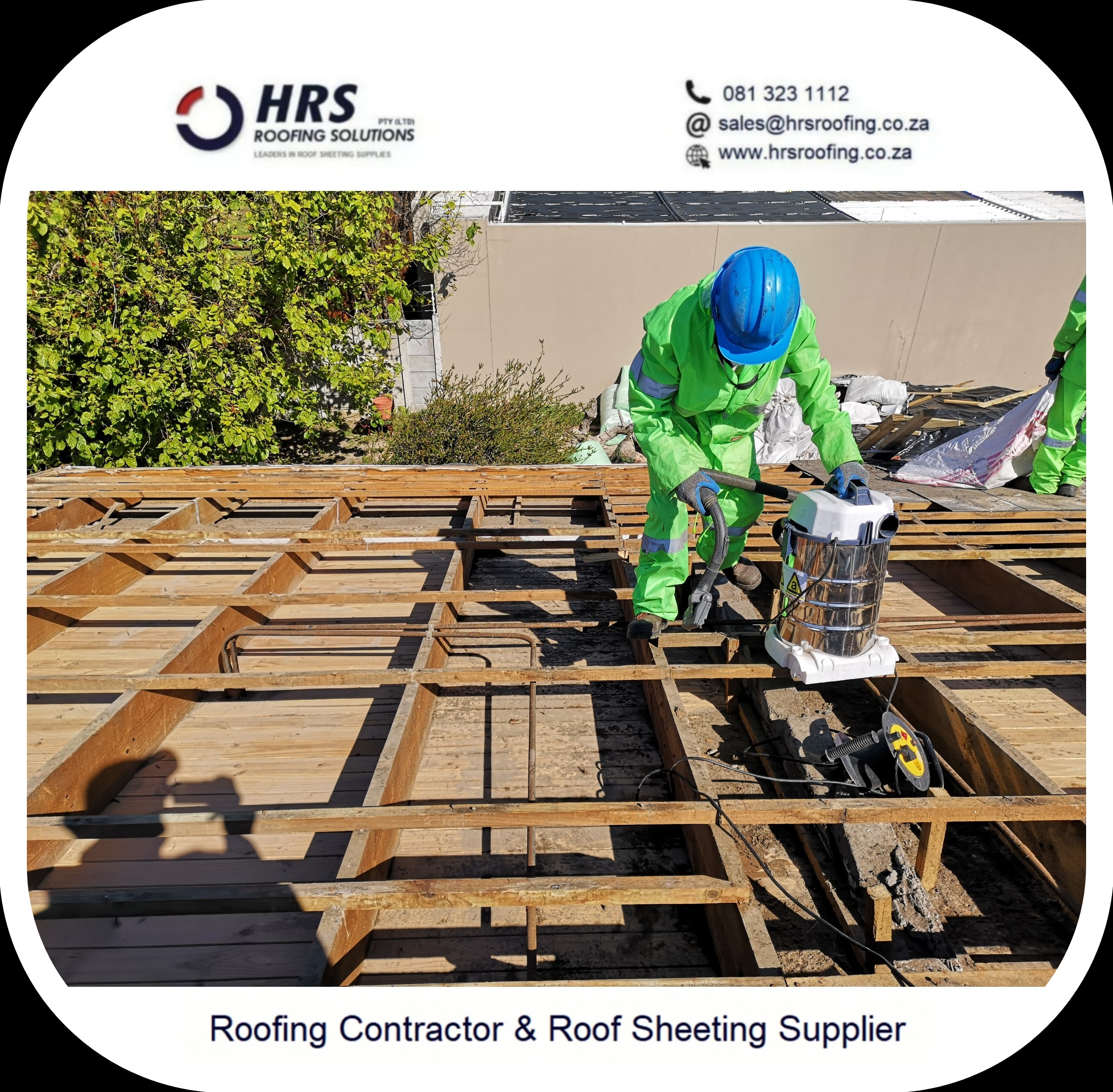 hrs roofing solutions Asbestos Contractor cape Town - Roofing Gallery