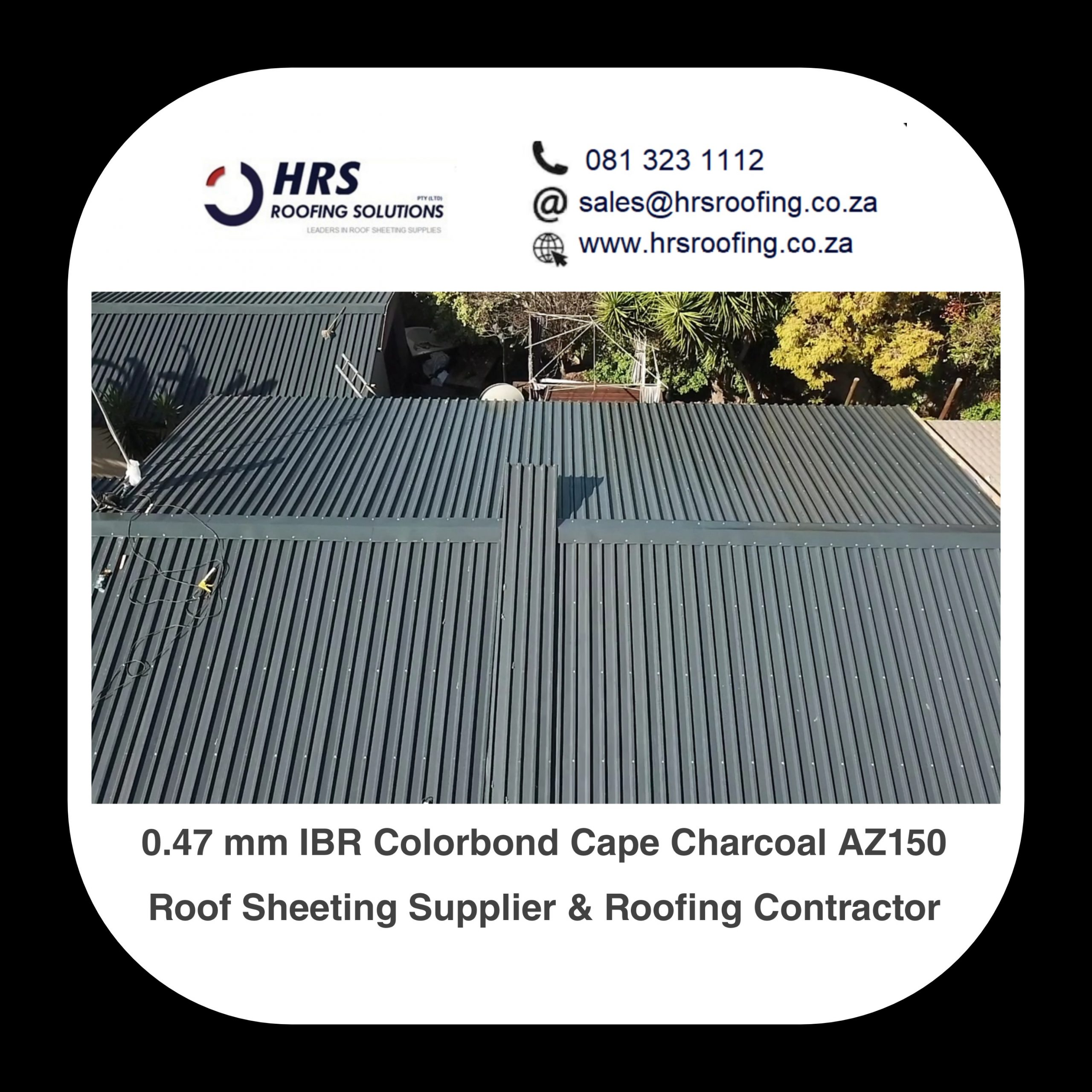 hrs roofing solutions ibr corrugated Colorbond Zincalume Diamondek clip lock in scaled - Roofing Gallery