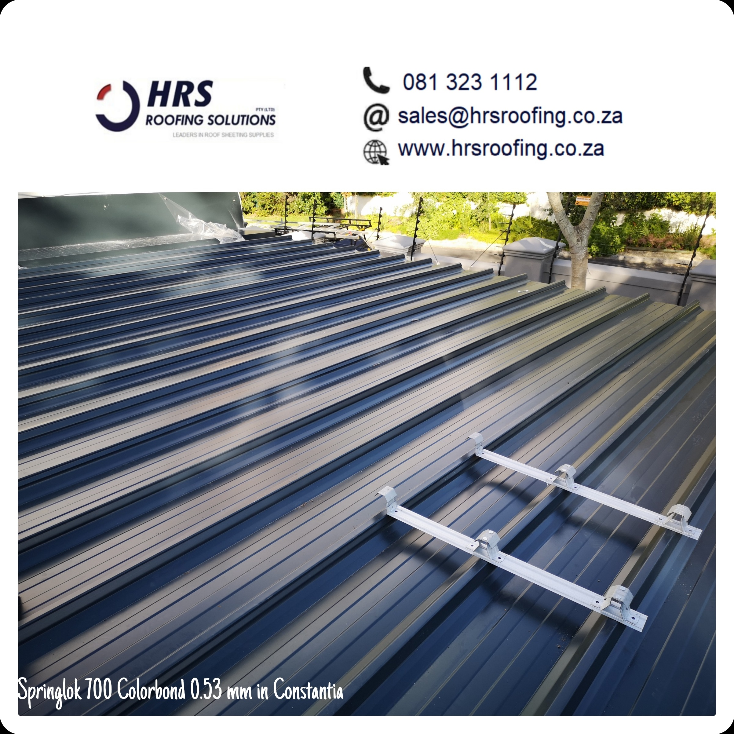 hrs roofing solutions roofing contractors cape Town roofing - Roofing Gallery