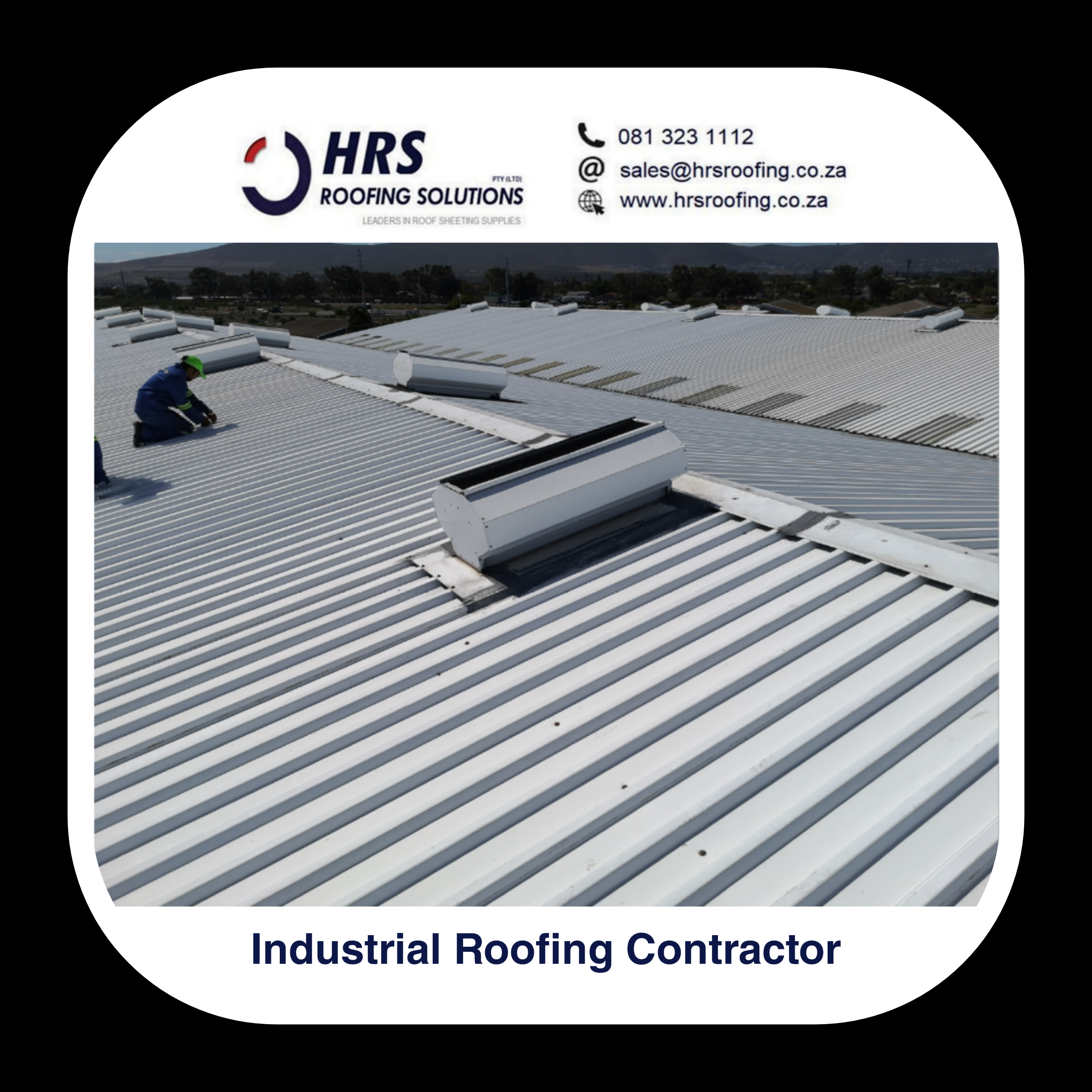 industrial roof sheeting supplier industrial roofing contractors cape Town - Roofing Gallery
