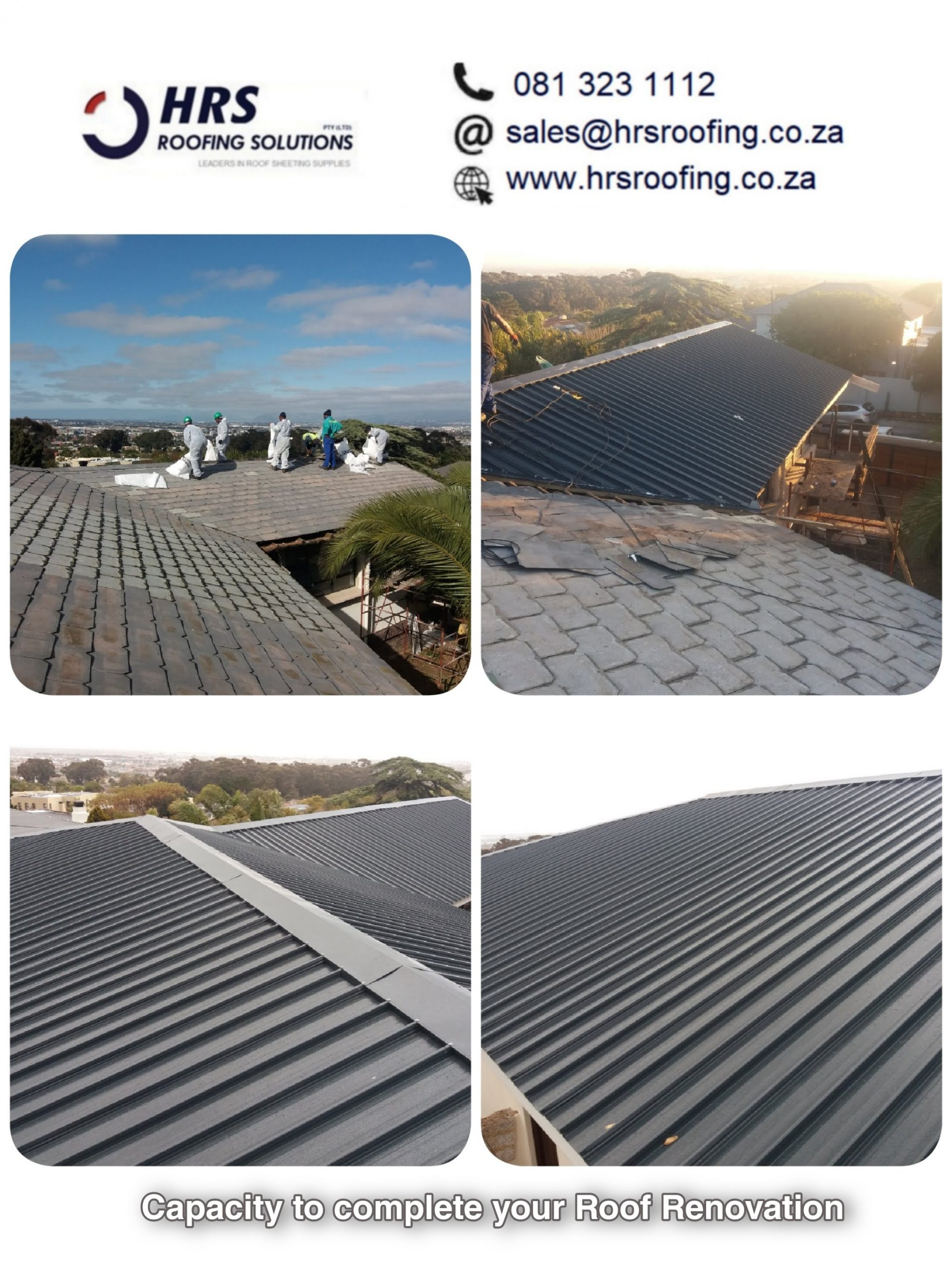 Asbestos roof removal and safe disposal cape town paarl stellenbosch scaled - Roofing Gallery