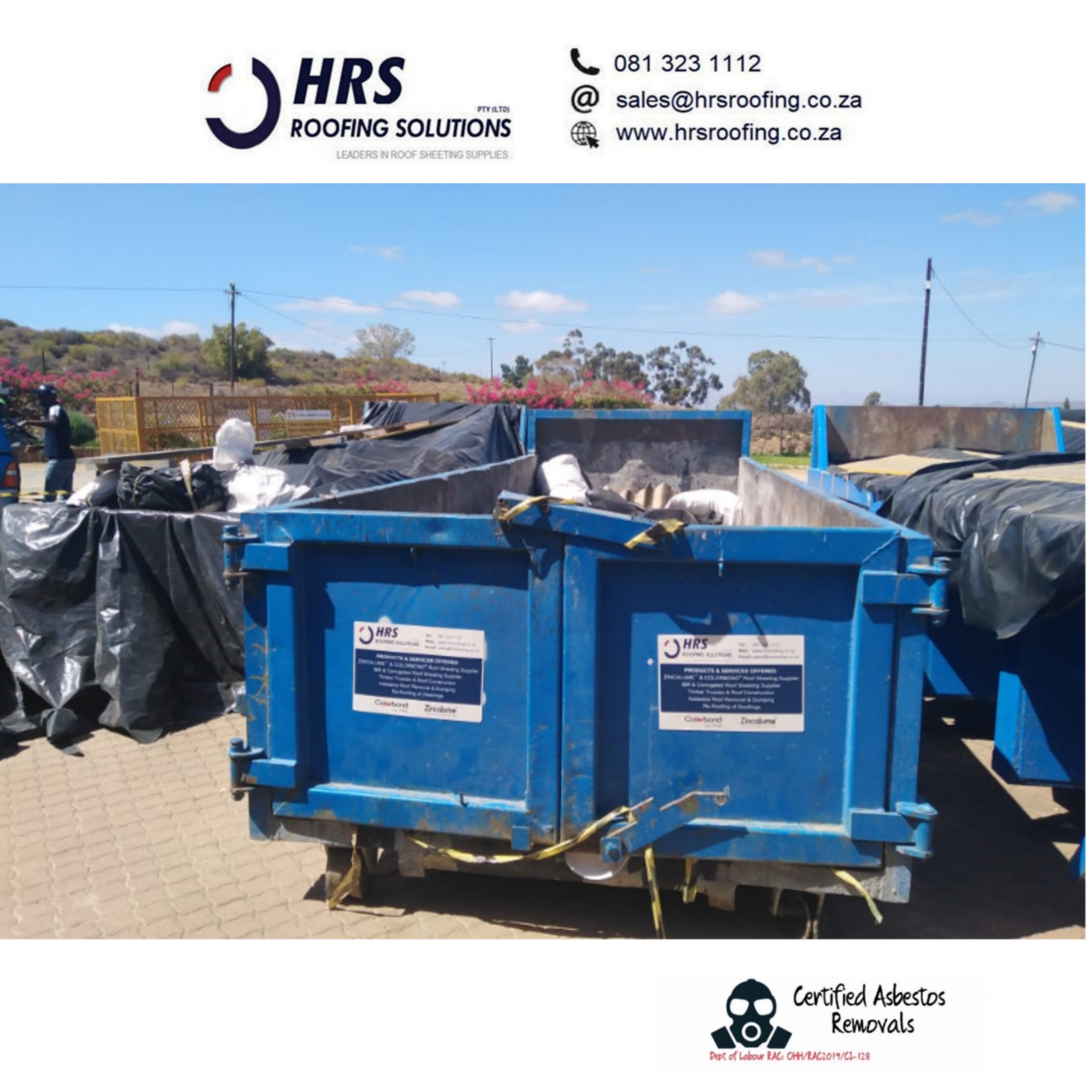 Asbestos roof removal and safe disposal cape town - Roofing Gallery