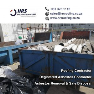 hrs roofing solutions registered Asbestos Contractor cape Town Asbestos disposal 300x300 - Asbestos Removal