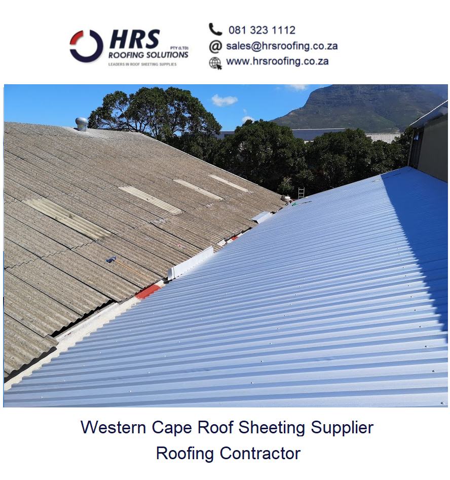 Asbestos Roof REmoval and Asbestos Safe Disposal Cape Towb paarl stellenbosch - Industrial Roofing & Cladding
