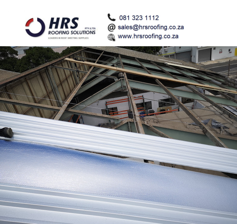 Asbestos Roof REmoval and Asbestos Safe Disposal Cape Towb paarl stellenbosch3 fit and supply new IBR roof Cape Town4 roofing contractor - Industrial Roofing & Cladding