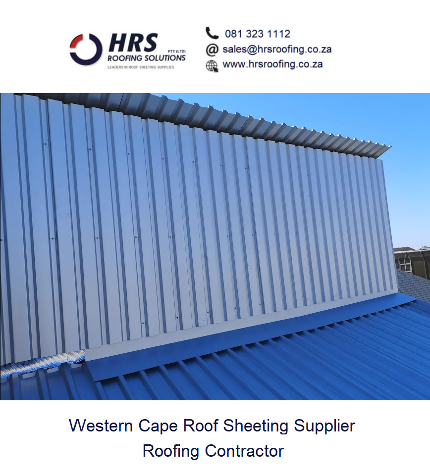 IBR or Corrugated Zincalume or Colorbond roof sheeting supplier deliverirs paarl somerset west fish hoek cape town muizenberg - Roofing Gallery