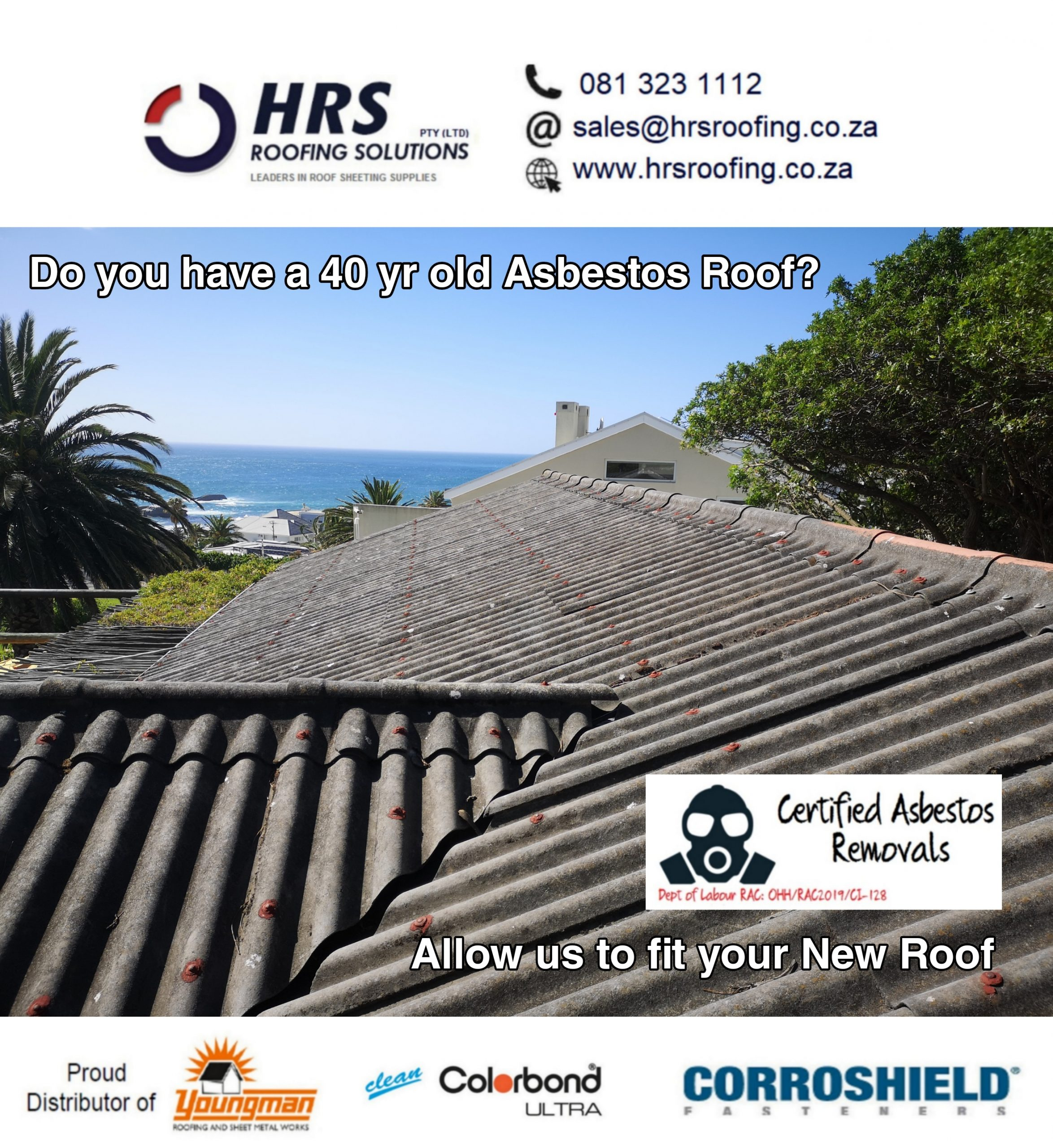asbestos Removal and disposal cape Town, Durbanville table view Bellville