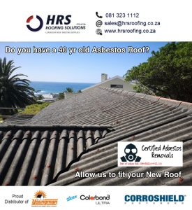 asbestos Removal and disposal cape Town Durbanville table view Bellville 275x300 - Asbestos Roof Removal & Disposal