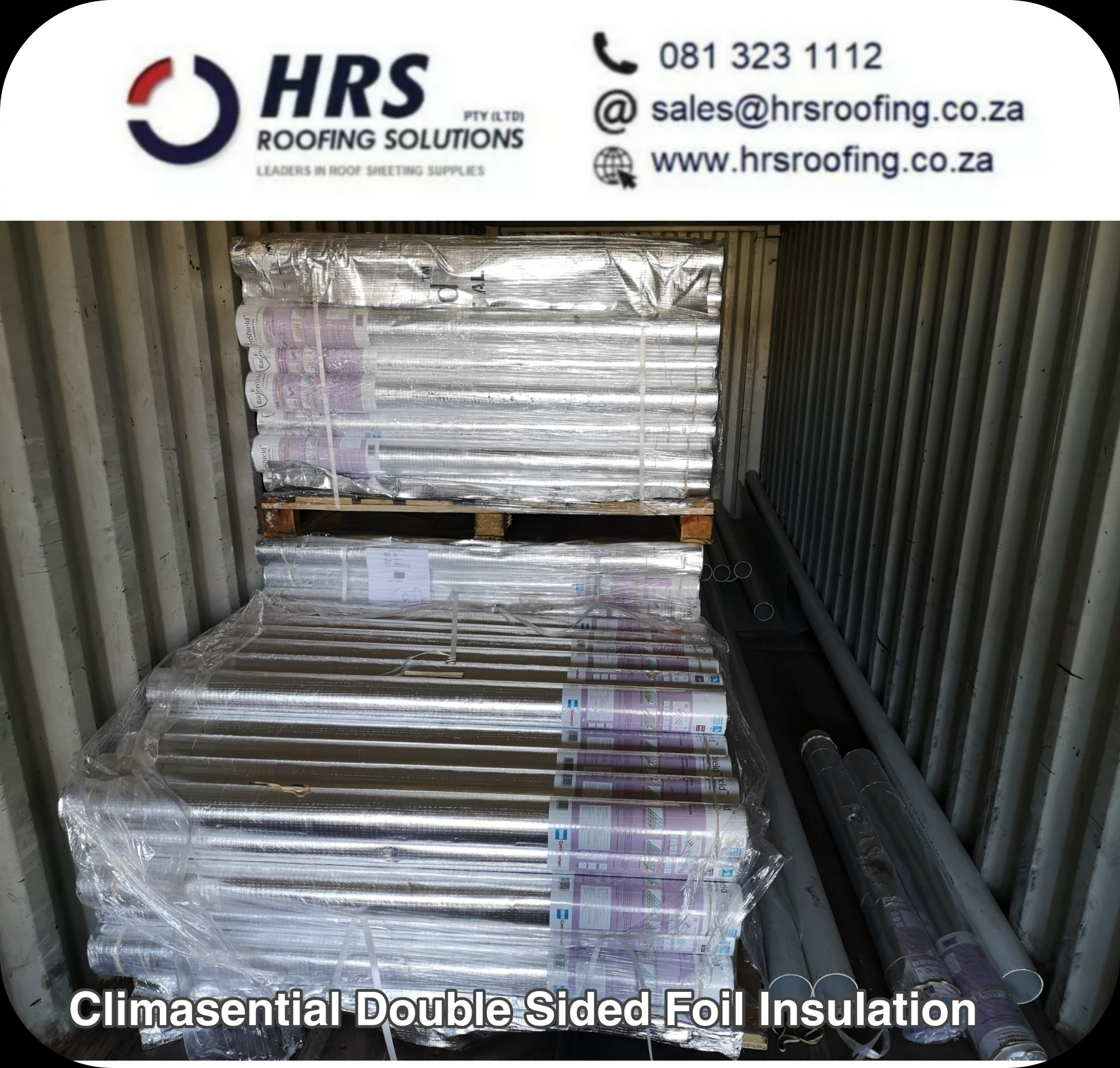 fasteners hrs roofing sheeting ibr or Corrugated Colorbond foil insulation scaled - Roofing Gallery