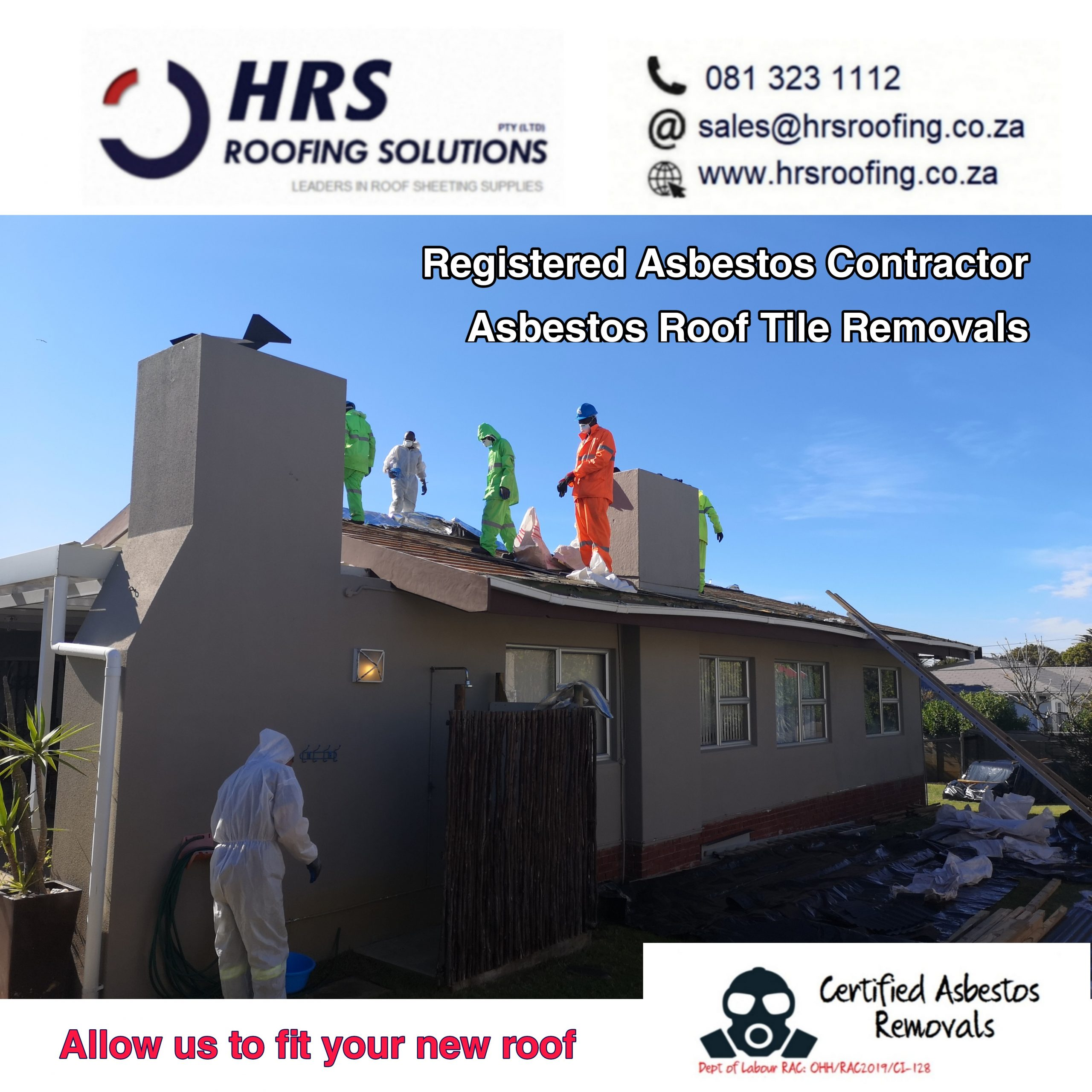 hrs roofing solutions Asbestos roof removals colorbond roof sheet supplier scaled - Roofing Gallery