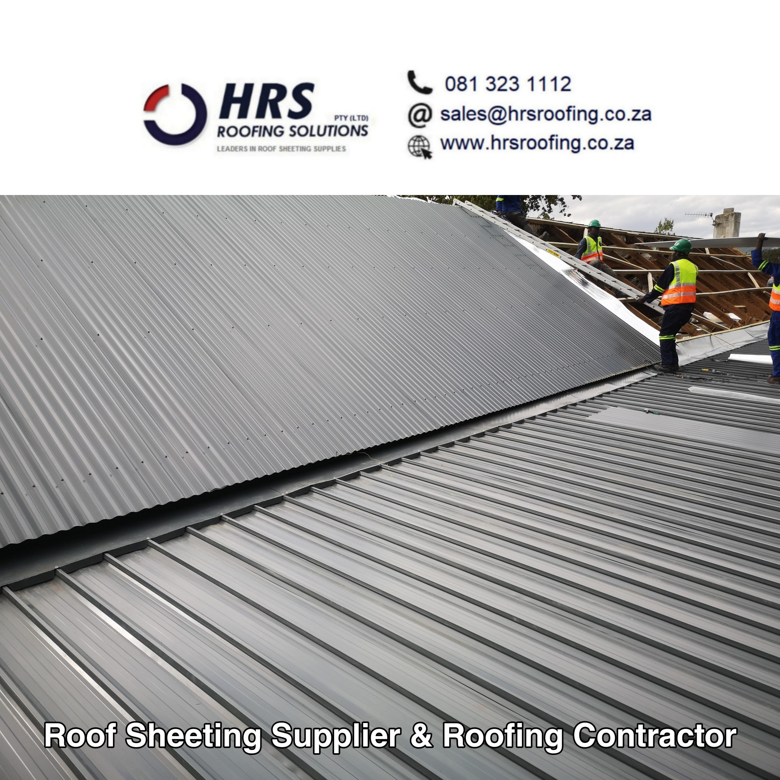 HRS ROOFING SOLUTIONS roofing contractors and services in Paarl, Somerset west4
