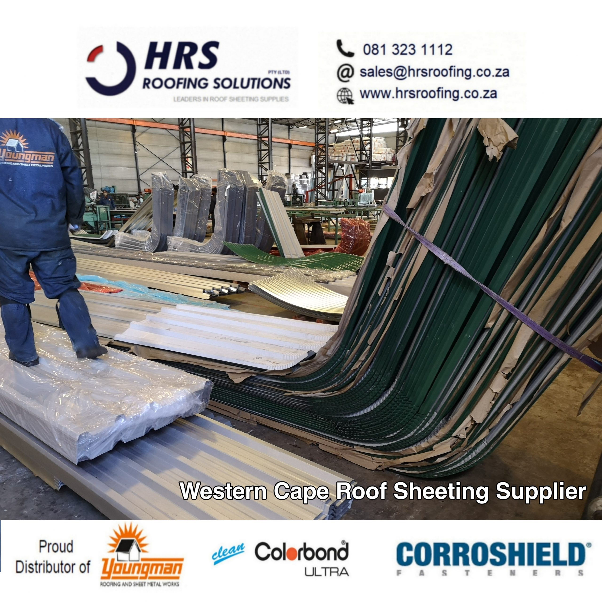 hrs roofing solutions ibr springlock 700 clip lock colorbond roof sheet supplier 3